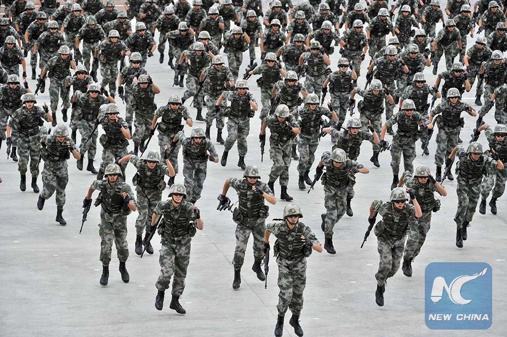 Soldados chinos resultan heridos en violenta acción de soldados indios, dice cancillería china