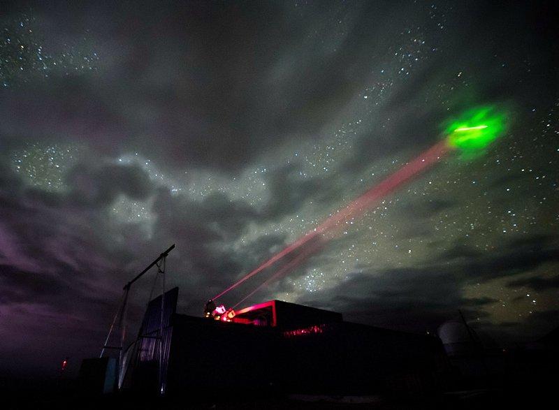 Satélite chino envía código indescifrable desde el espacio
