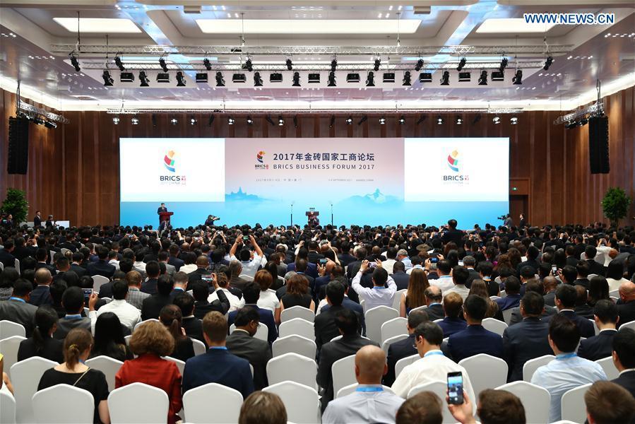 (CUMBRE BRICS) Líderes BRICS condenan terrorismo en todas sus formas