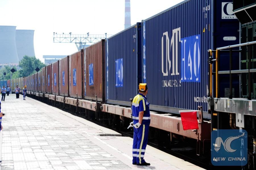 Equipo de trabajo conjunto profundizará cooperación en servicios de tren de carga China-Europa