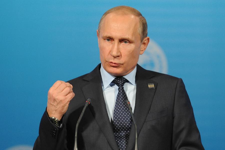 China felicita a Putin por su investidura como presidente