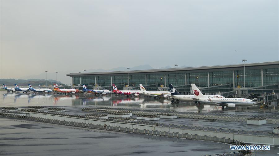 Primer aeropuerto de carga de Asia se construirá en centro de China