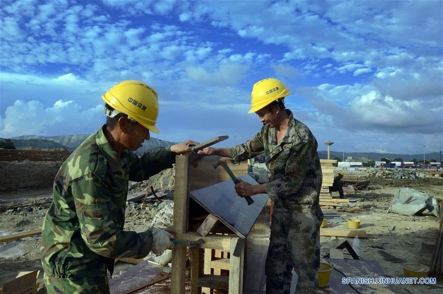 ESPECIAL: Con ayuda china se moderniza el puerto de Santiago de Cuba
