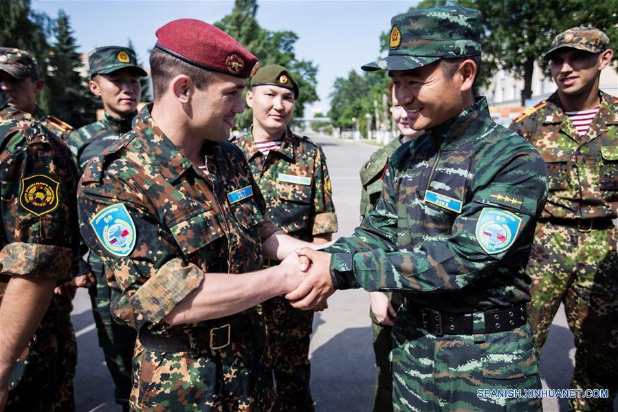 China y Rusia estrecharán cooperación militar