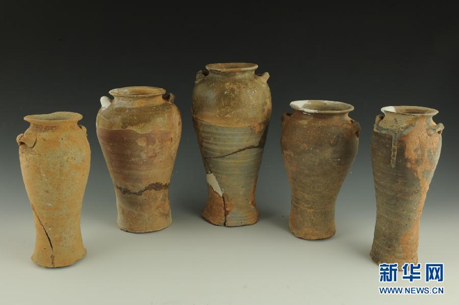 China recupera tesoros rescatados de barco hundido hace 1.200 años
