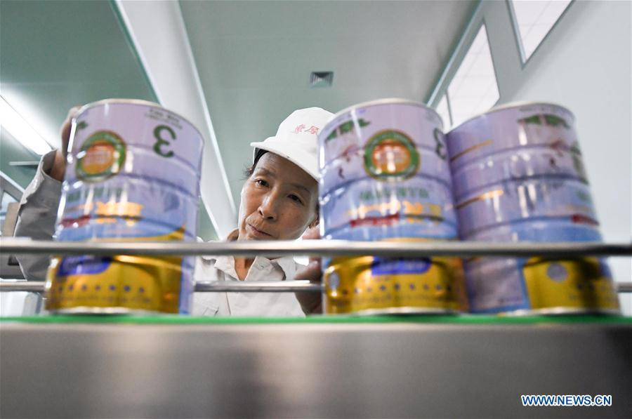 China garantiza calidad de sus productos lácteos frescos