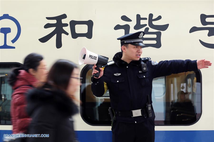 Remite fiebre de desplazamientos por Fiesta de la Primavera de China