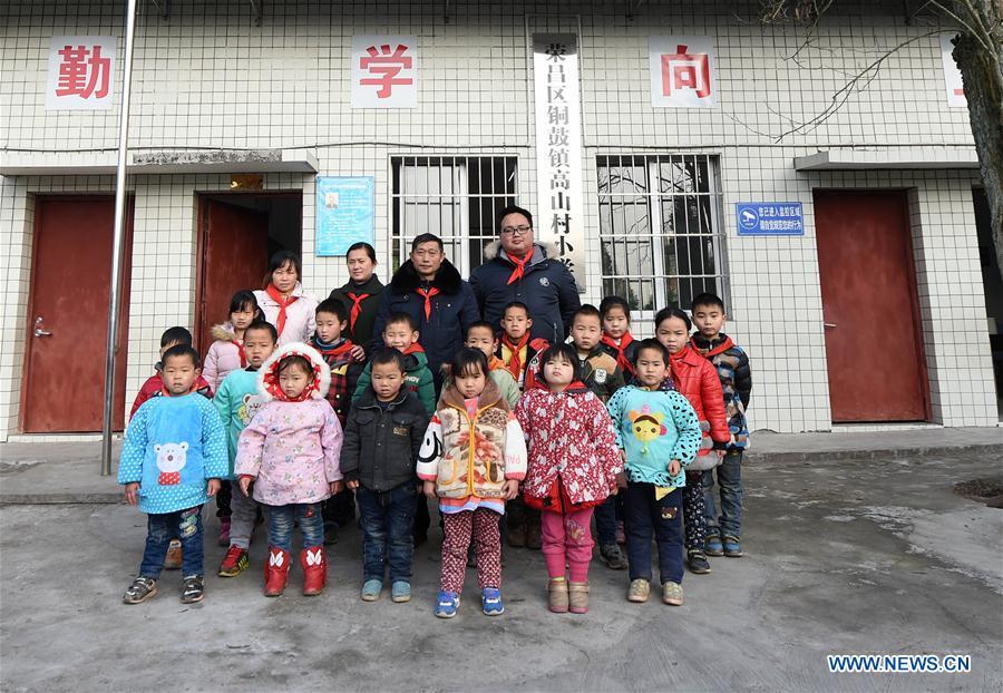 ESPECIAL: Compañía itinerante lleva la ópera a la China rural
