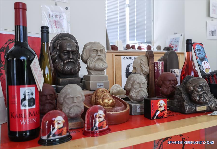 Reabren Casa de Karl Marx en Trier, en bicentenario del pensador