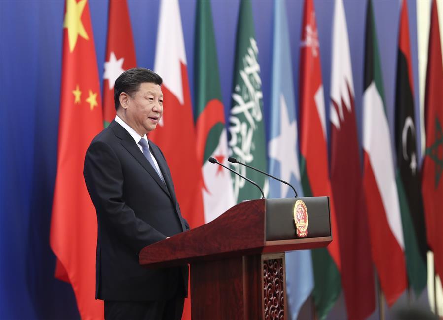 ENFOQUE: China y países árabes forjarán asociación estratégica