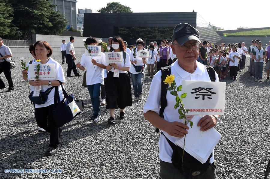 ENFOQUE: China conmemora 73º aniversario de rendición de Japón en II Guerra Mundial