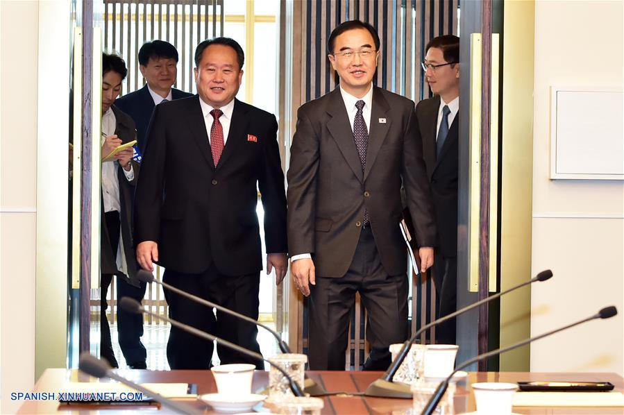 Seúl y Pyongyang acuerdan realizar ceremonia sobre conexión de ferrocarriles y carreteras en frontera
