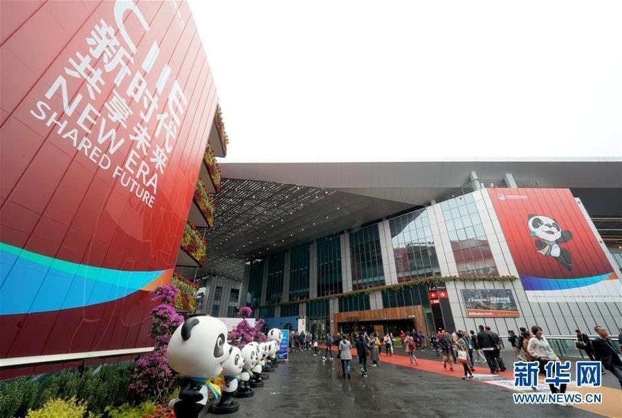 ENFOQUE: Compañías norteamericanas anhelan el creciente mercado chino en la feria de importaciones de Shanghai