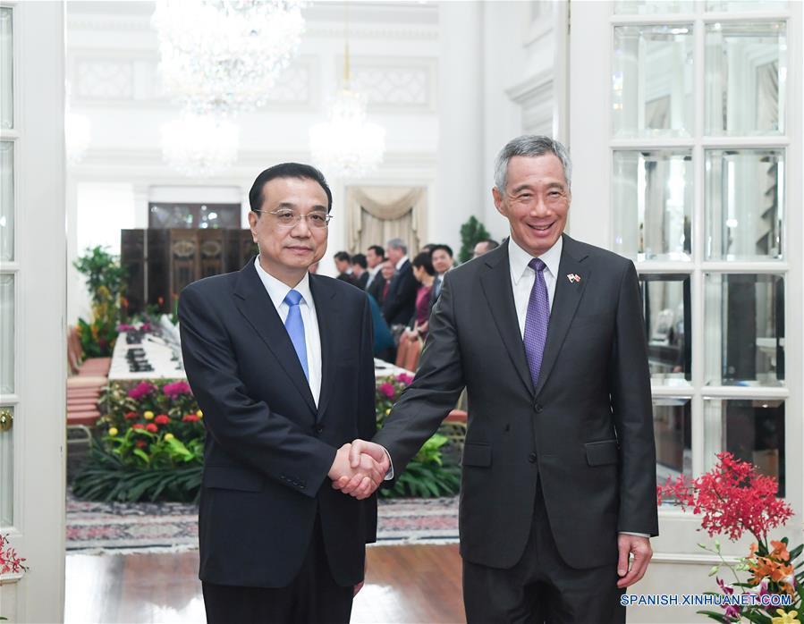 RESUMEN: China y Singapur actualizan TLC y estrechan cooperación en conectividad