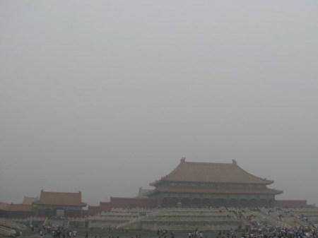 Regiones norteñas chinas luchan contra la contaminación atmosférica