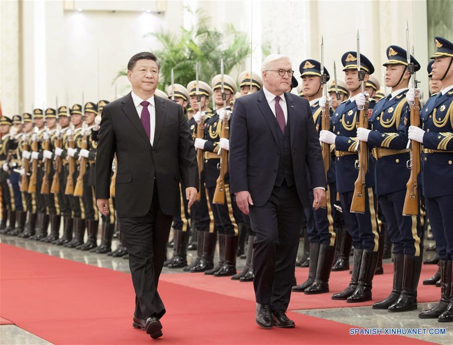 China y Alemania acuerdan fortalecer más lazos bilaterales