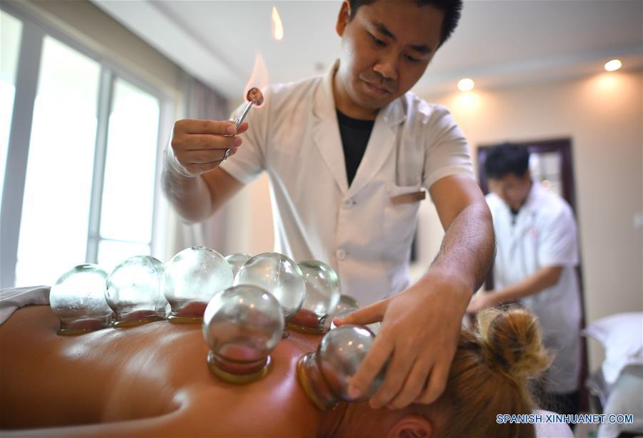 Despunta turismo de salud de terapias tradicionales chinas