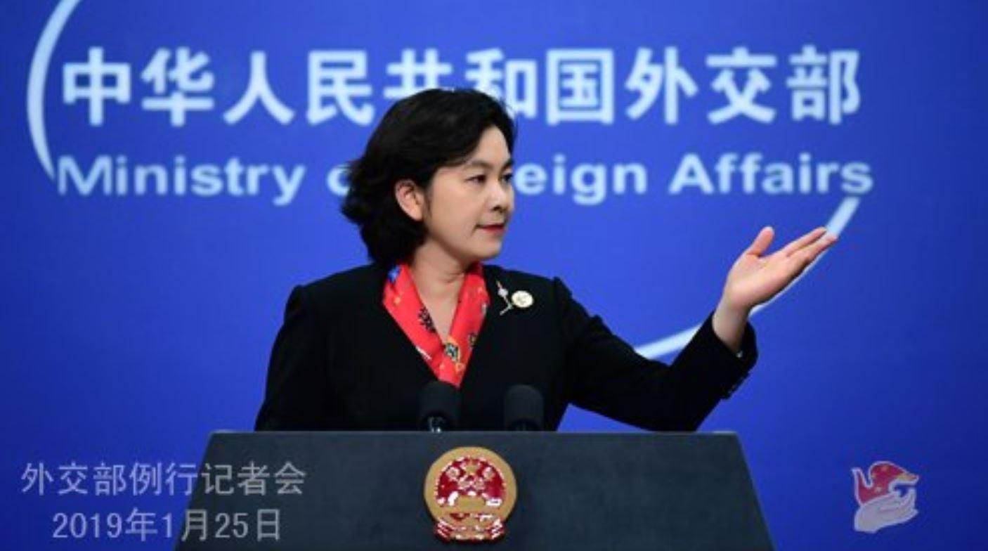 China rechaza informaciones sobre contactos con la oposición venezolana