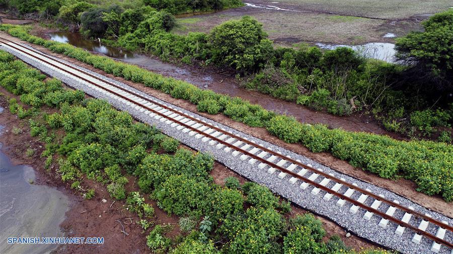 ESPECIAL: China es clave para optimización de ferrocarril de cargas en Argentina