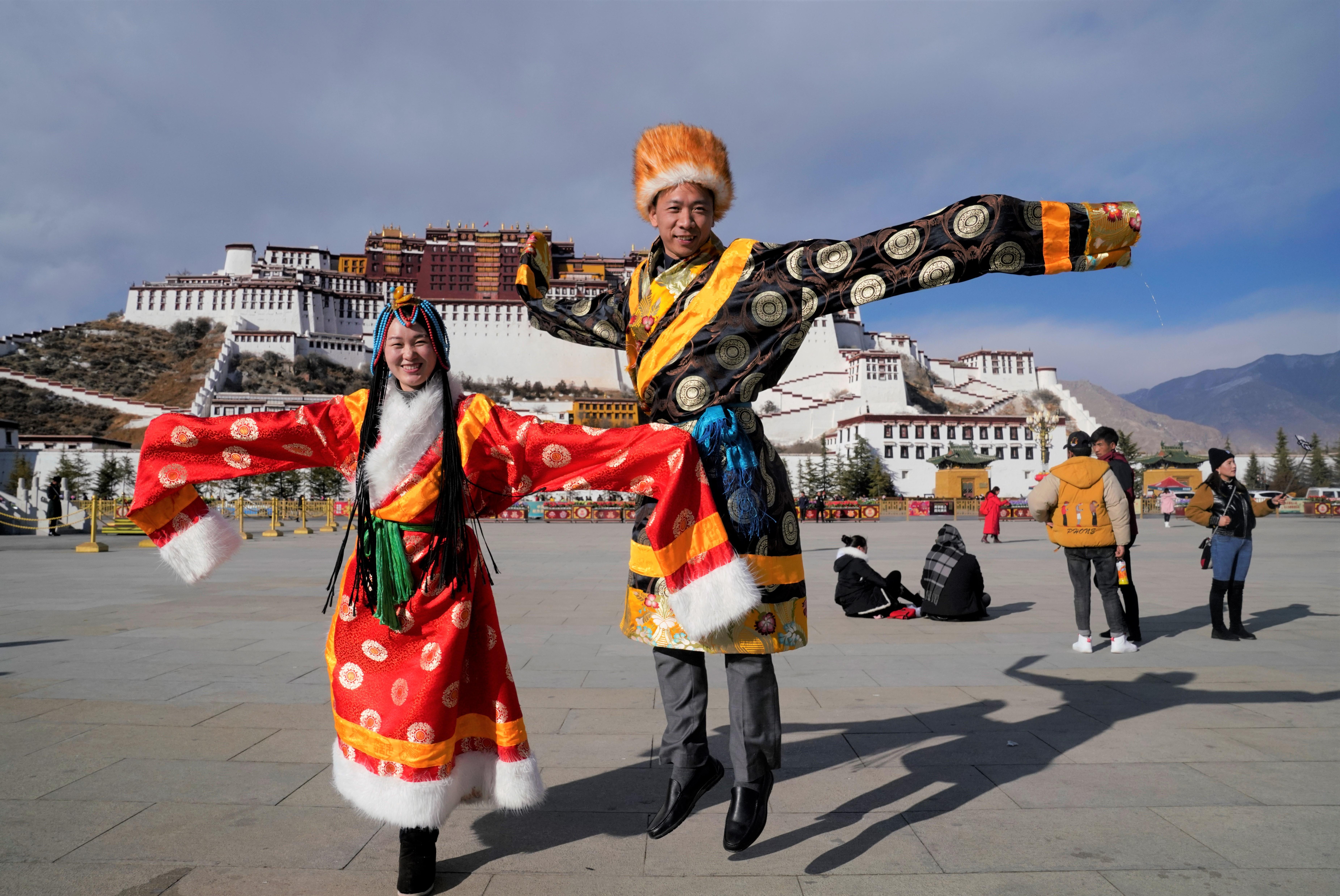 Palacio del Potala empieza a exigir reservas para visitas