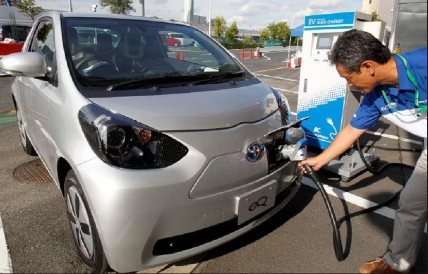 Se disparan ventas de vehículos de nueva energía en China durante primer trimestre