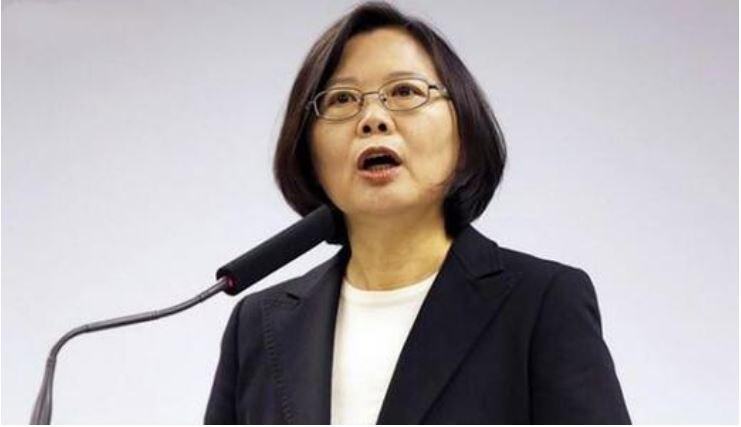 China presenta serias gestiones ante EEUU por próxima escala de Tsai Ing-wen en Hawái