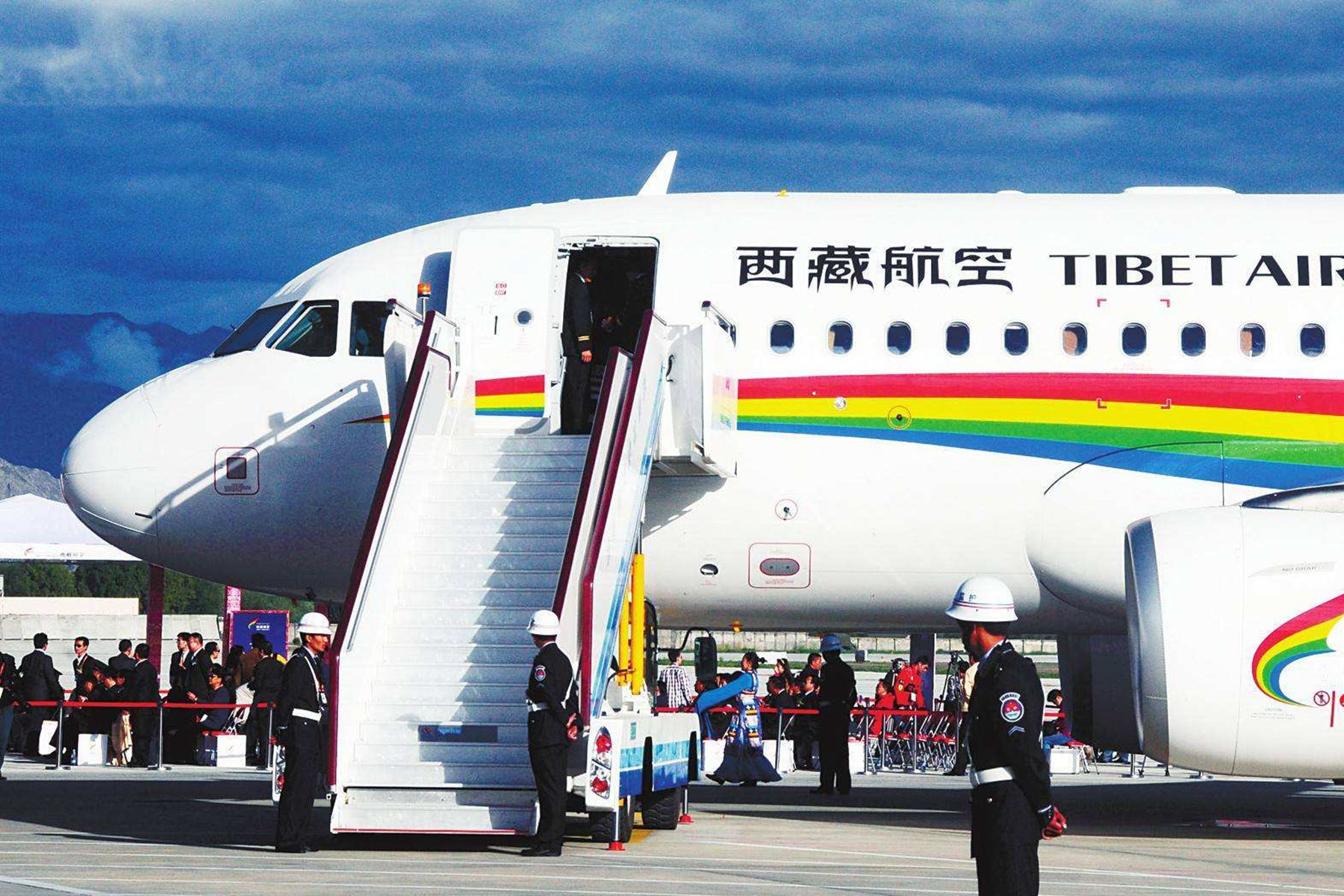 Tibet Airlines inaugura primera ruta intercontinental