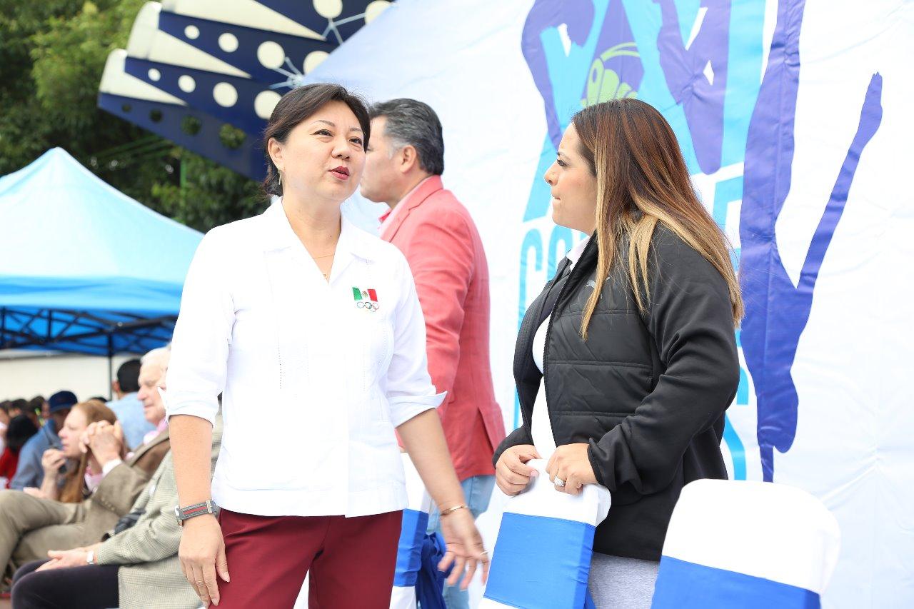 Cooperación México-China en clavados, una relación de campeonato