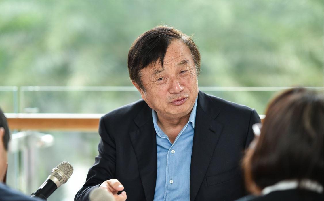 Productos de Huawei no deben ser vinculados a la política: Ren Zhengfei
