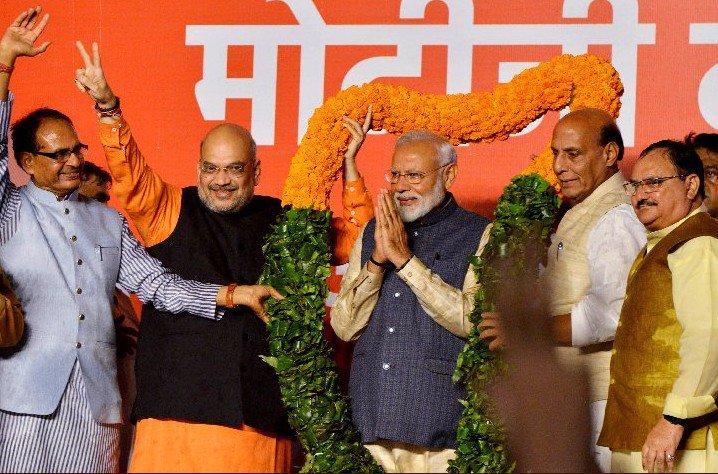 China se declara dispuesta a mejorar confianza política mutua y cooperación con nuevo gobierno indio