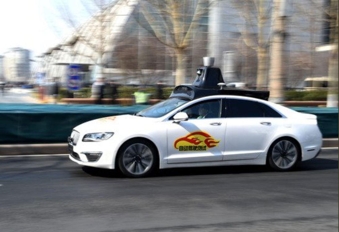Beijing amplia zona de pruebas para vehículos de conducción autónoma