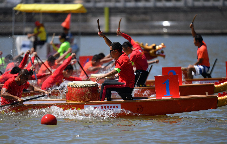 China espera 2 millones de viajes diarios durante Festival del Bote de Dragón