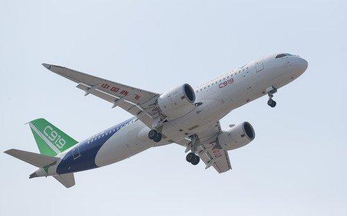 Empresa china desarrolla neumáticos para aviación sin ayuda extranjera
