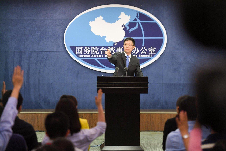 Portavoz chino asegura que avance de relaciones a través de estrecho de Taiwan es imparable