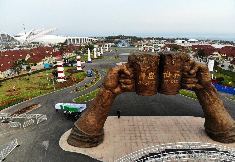 Importan 16 toneladas de cerveza alemana para festival cervecero de Qingdao