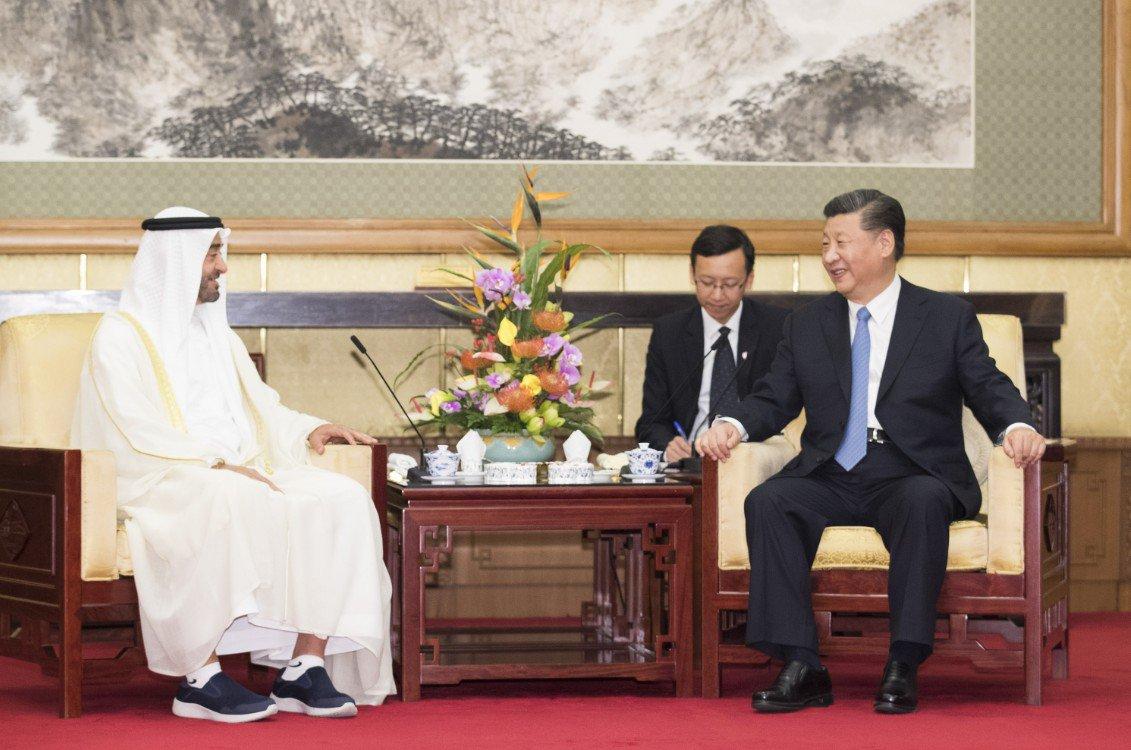 China y EAU prometen impulsar asociación estratégica integral