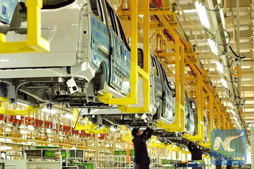 Exportaciones de automóviles de China marcan récord mensual en junio