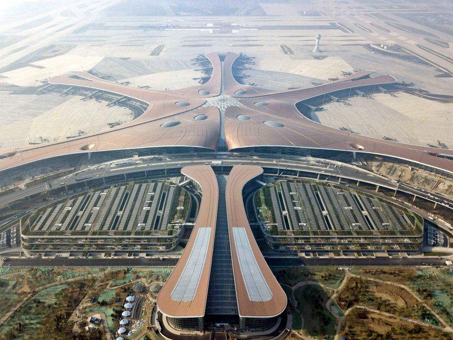 Nuevo aeropuerto de Beijing pasa con éxito su primera prueba a gran escala