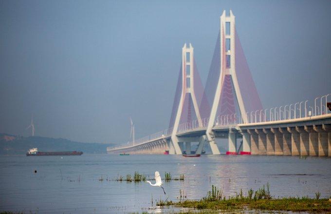 China impondrá diez años de veda de pesca en su mayor lago de agua dulce