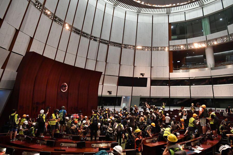 ENFOQUE: Cinco cosas que debe saber sobre los acontecimientos en Hong Kong