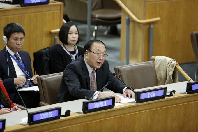 China refuta acusaciones infundadas de EEUU sobre sus derechos humanos