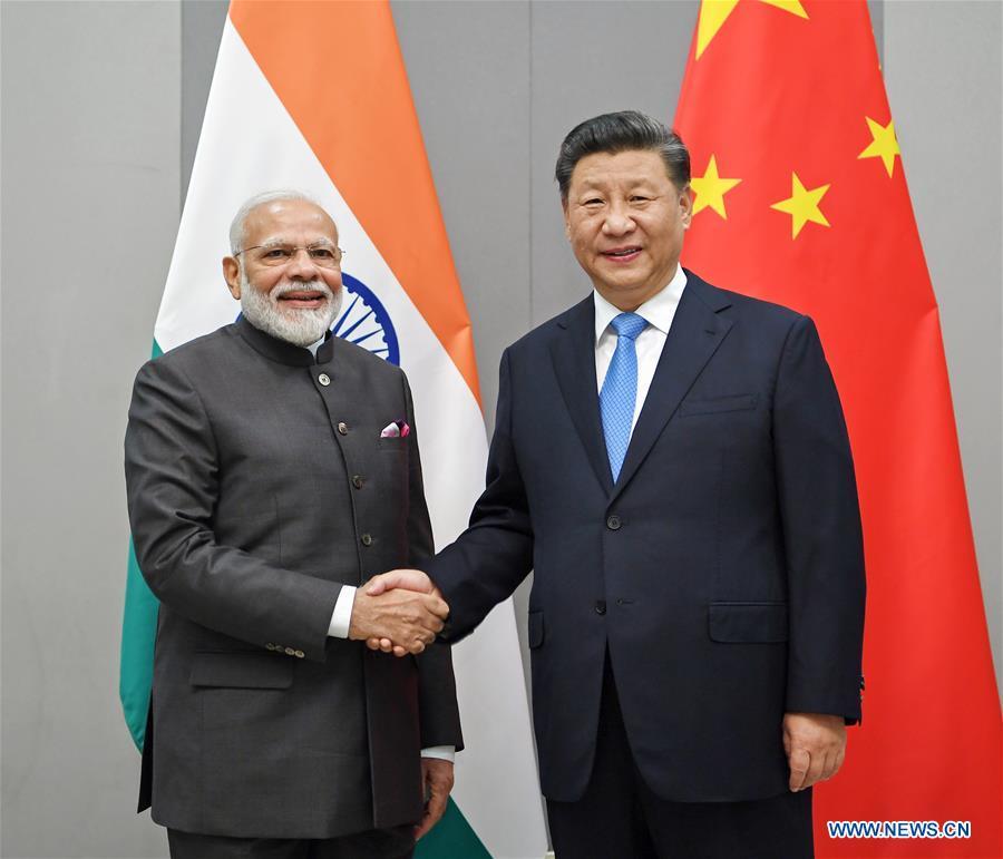 Xi dice estar dispuesto a mantener una comunicación estrecha con Modi para mejores lazos China-India