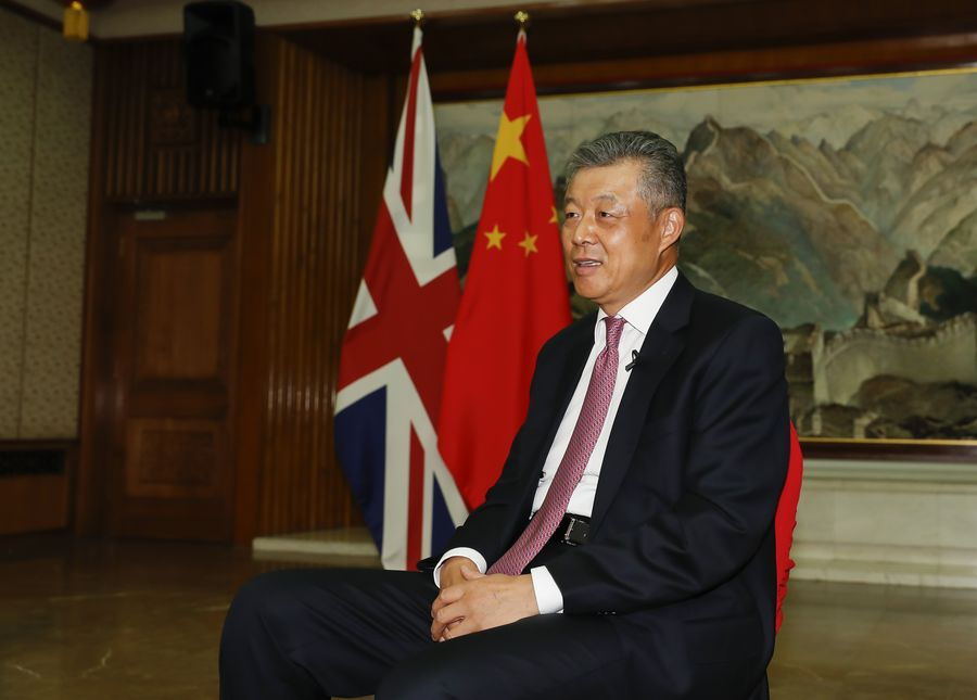 Gobierno de China rechaza con firmeza interferencia externa en asuntos de Hong Kong, según embajador