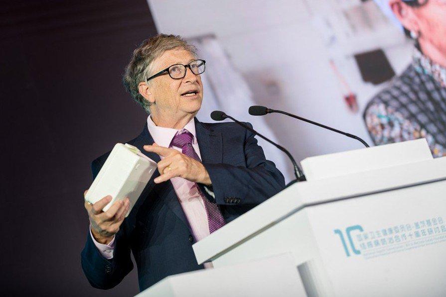 China y Fundación Gates firman memorándum de entendimiento para prevención y control de tuberculosis