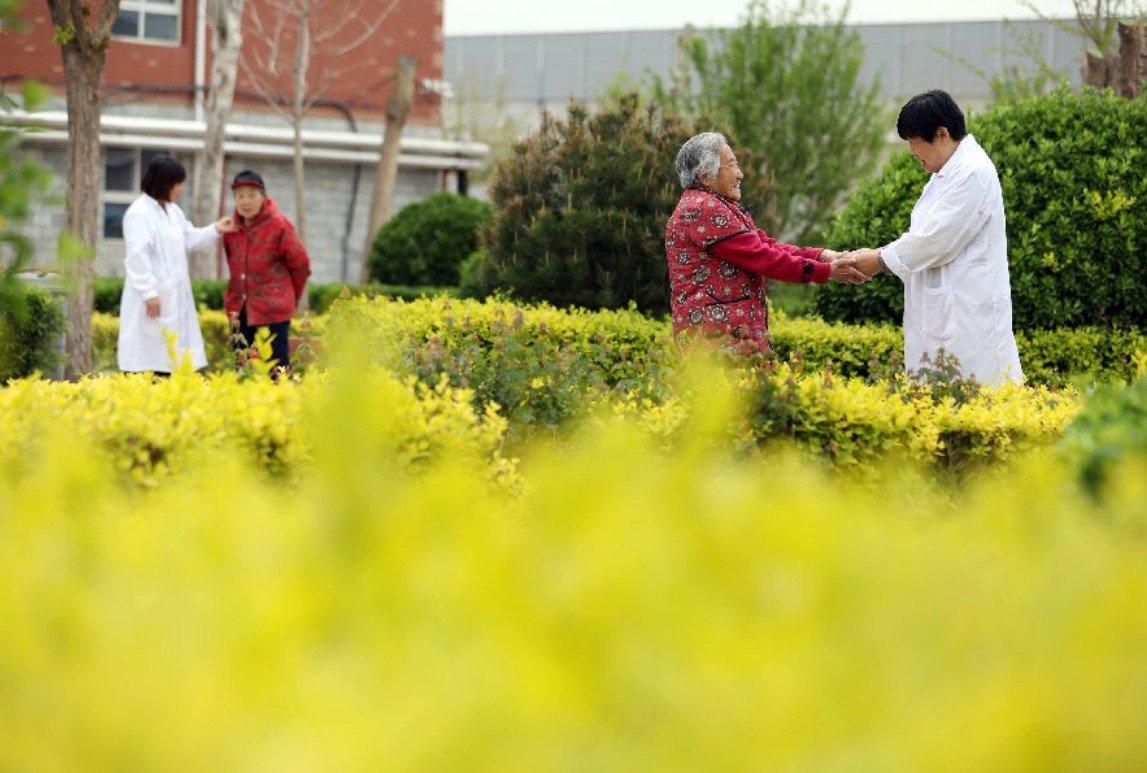 China tiene más de 170 mil instituciones e instalaciones de cuidado de ancianos: Ministerio de Asuntos Civiles