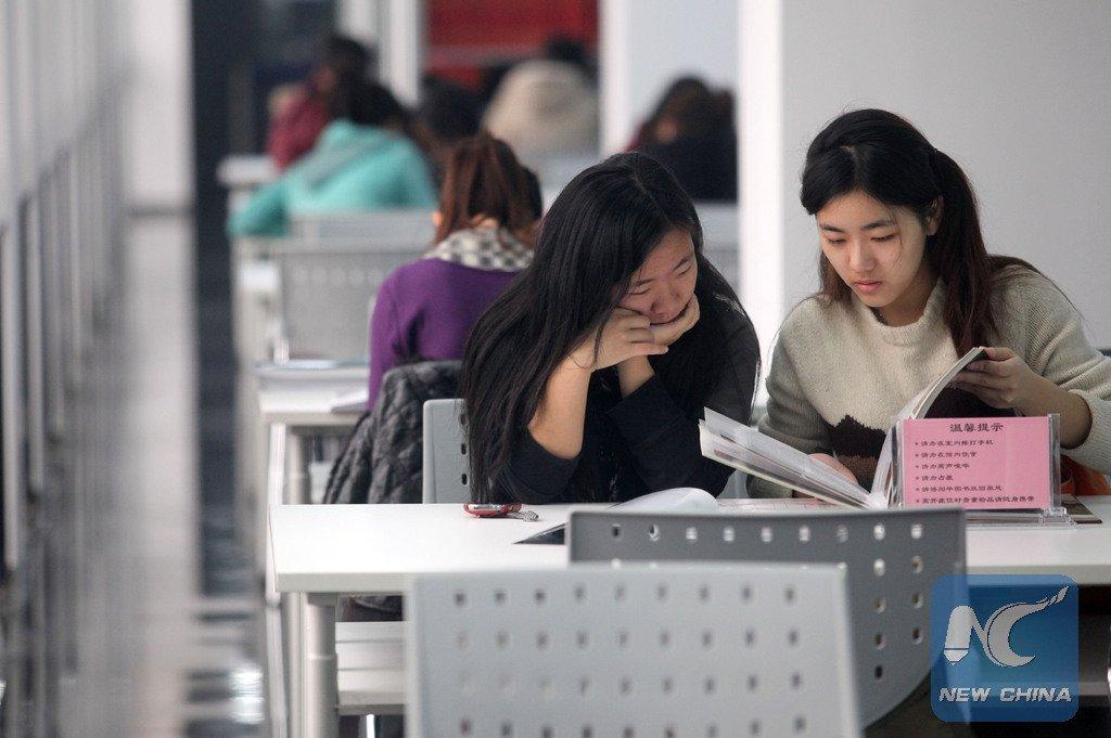 China registra avances en popularización de educación a todos los niveles