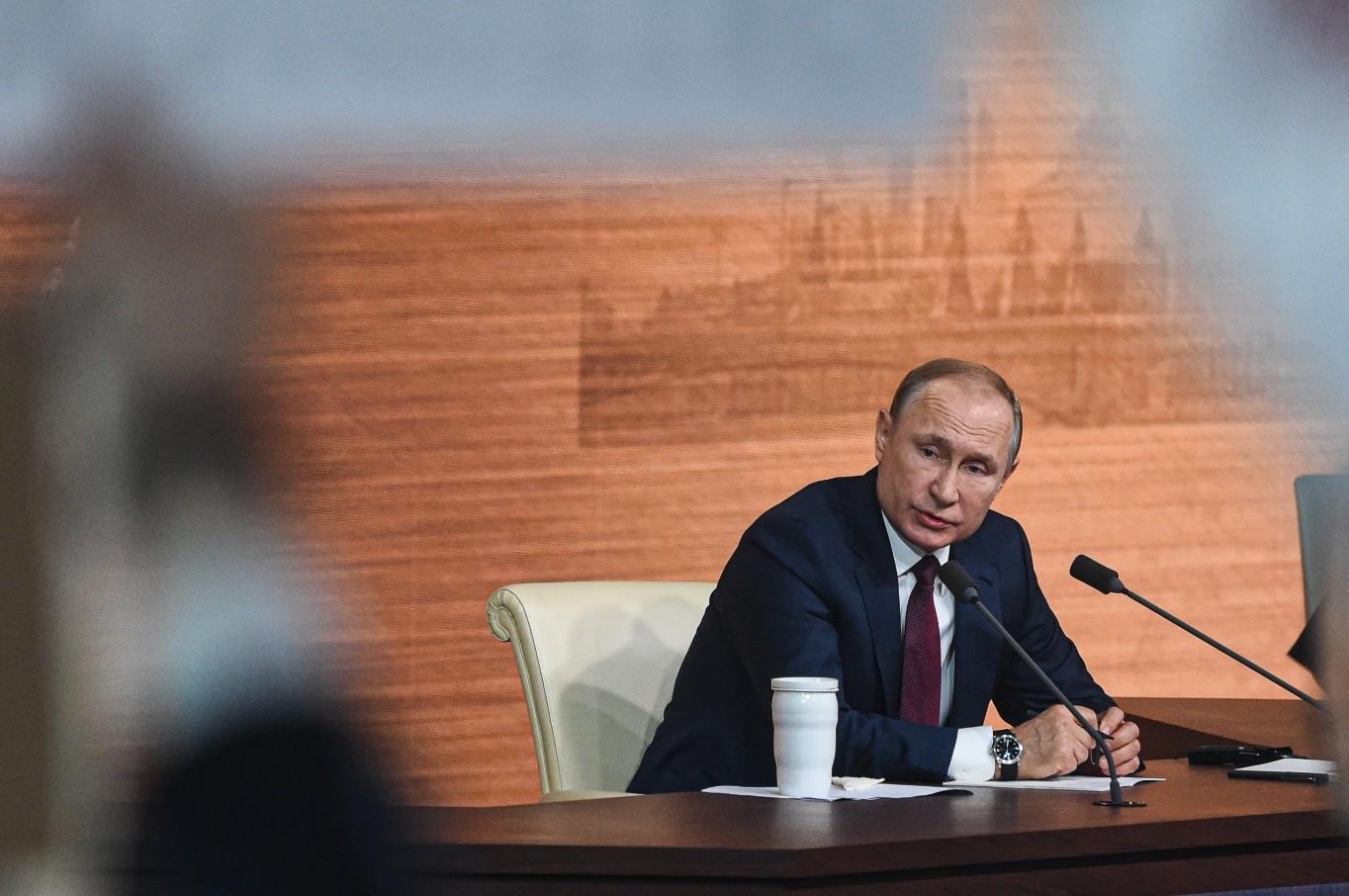 Rusia y China fortalecerán sus lazos para mantener la estabilidad global, dice Putin