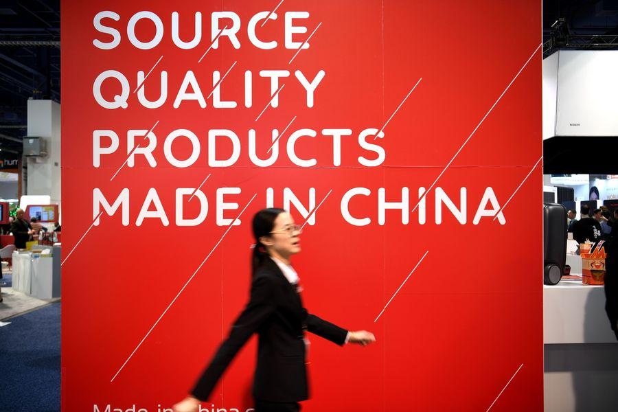 China insta a EEUU a detener sanciones contra entidades chinas