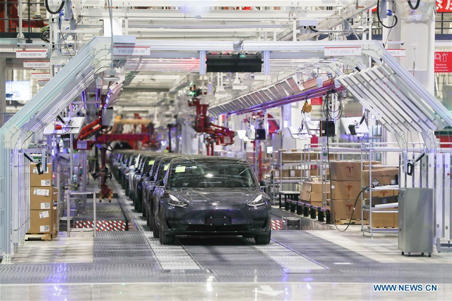Tesla lanza proyecto de producción del Model Y en Shanghai