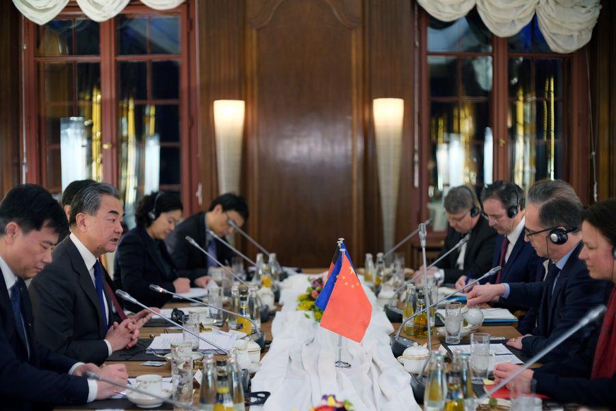 Ventajas complementarias y cooperación de beneficio mutuo son bases de lazos China-Alemania